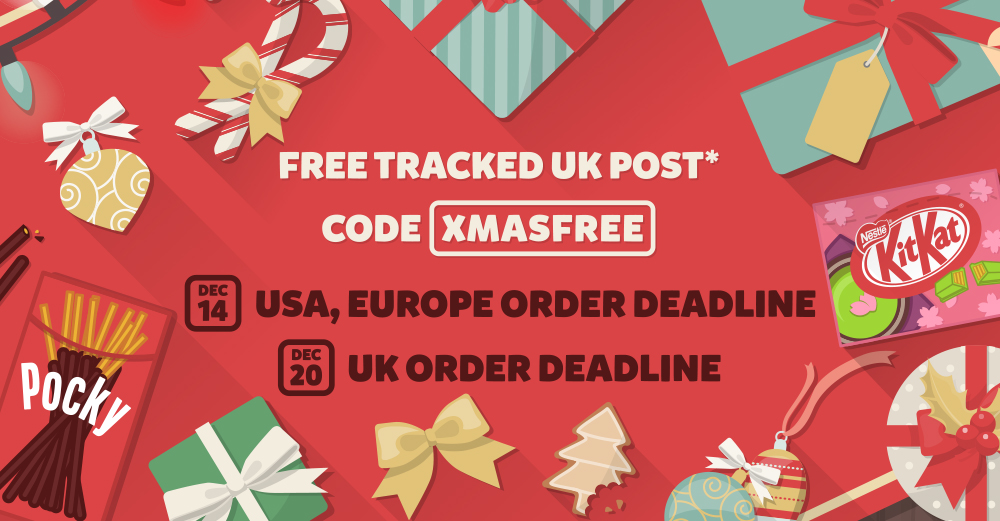 Free UK Christmas Delivery