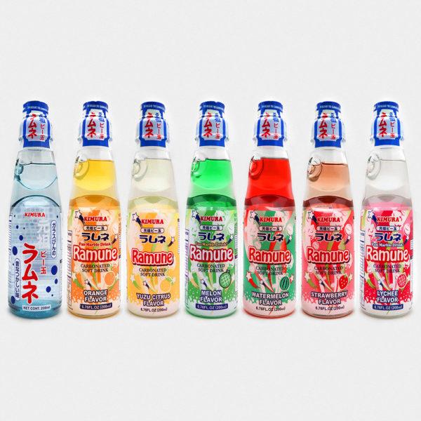 Kimura Ramune Soda Collection