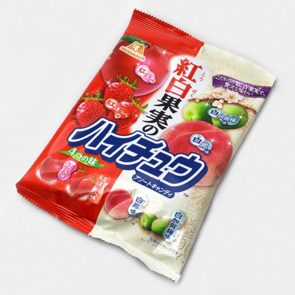 Red & White Fruits Hi-Chew