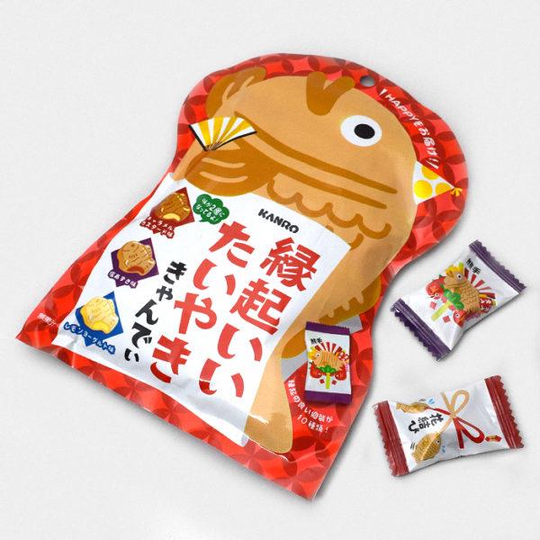 Kanro Taiyaki Hard Candy