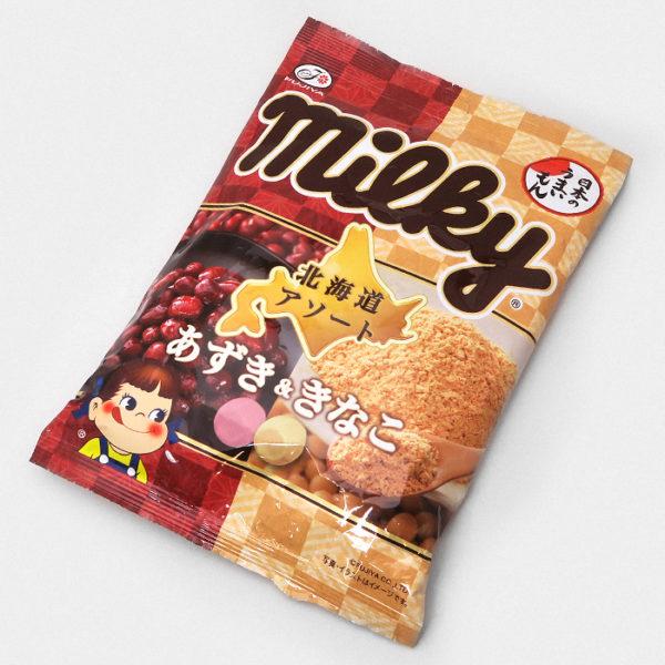 Milky Candy Azuki Bean & Kinako Soy