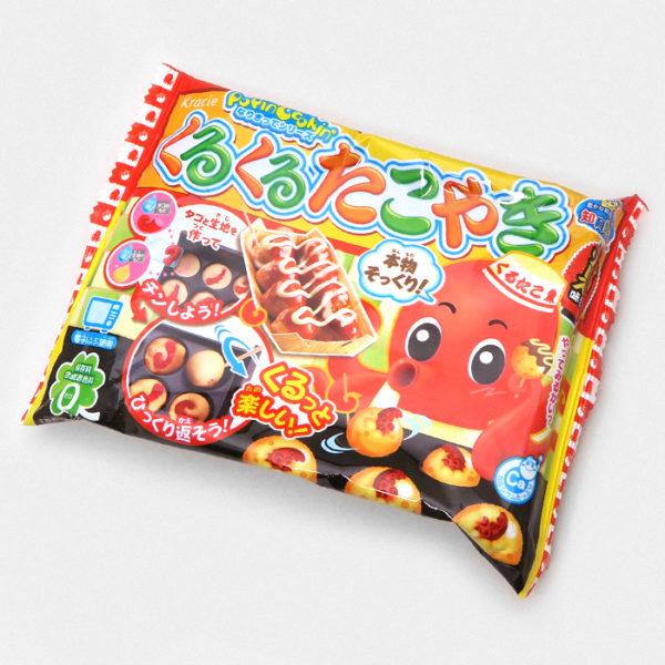 Popin' Cookin' DIY Candy - Takoyaki