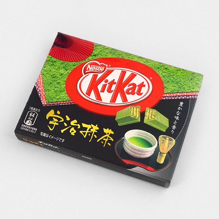 Uji-Matcha Green Tea Kit Kat