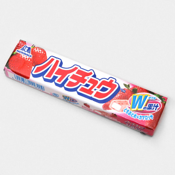 Strawberry Hi-Chew
