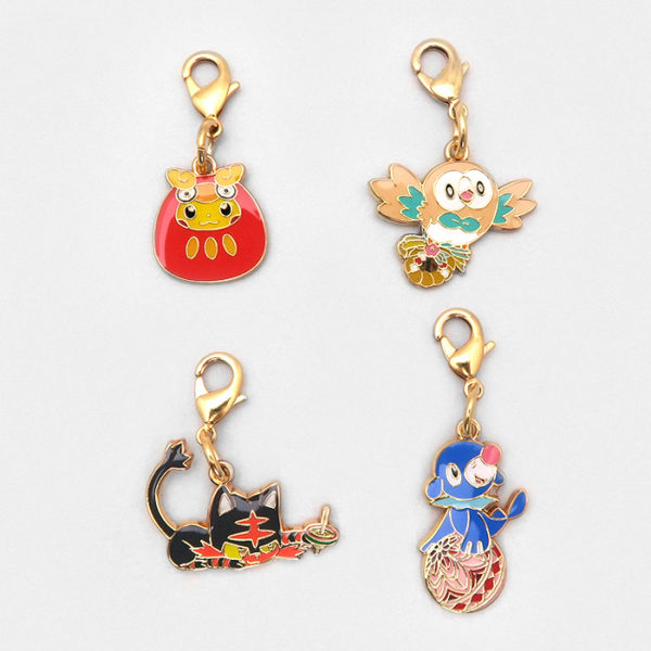 Pokémon New Years 2017 Charm Set
