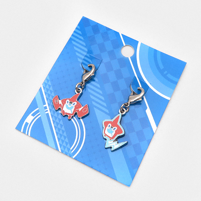 Pokémon Rotom Pokédex Charm Set