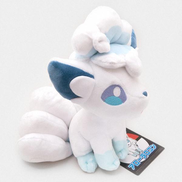 Pokémon Alola Vulpix Plushie