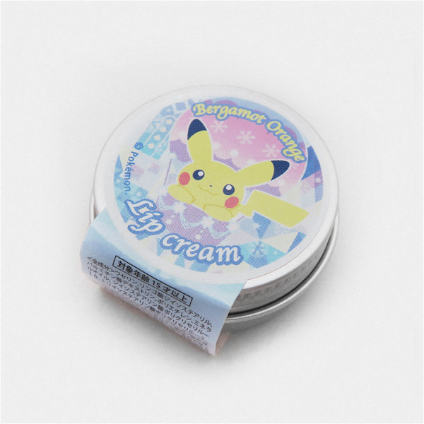 Snow Pikachu Lip Balm