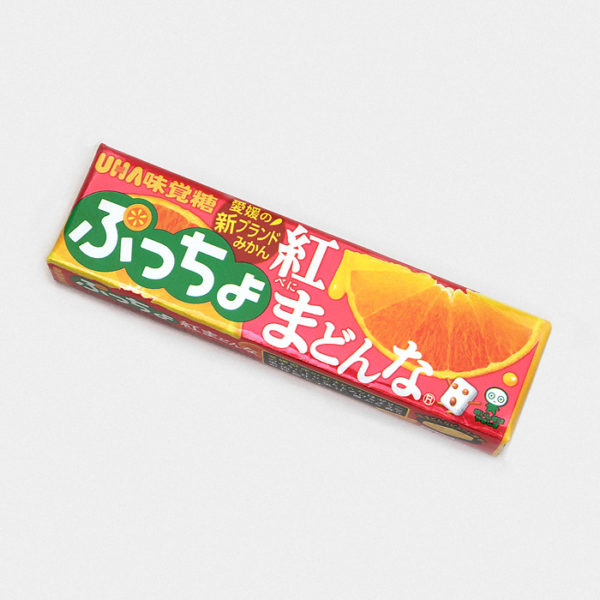 Puccho Chewy Candy - Beni Madonna Orange