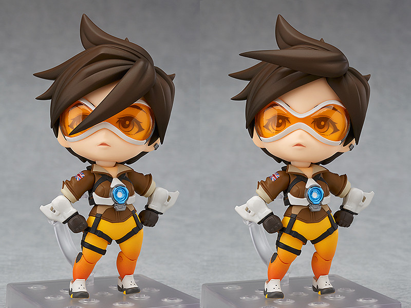Overwatch Nendoroid Tracer: Classic Skin Edition