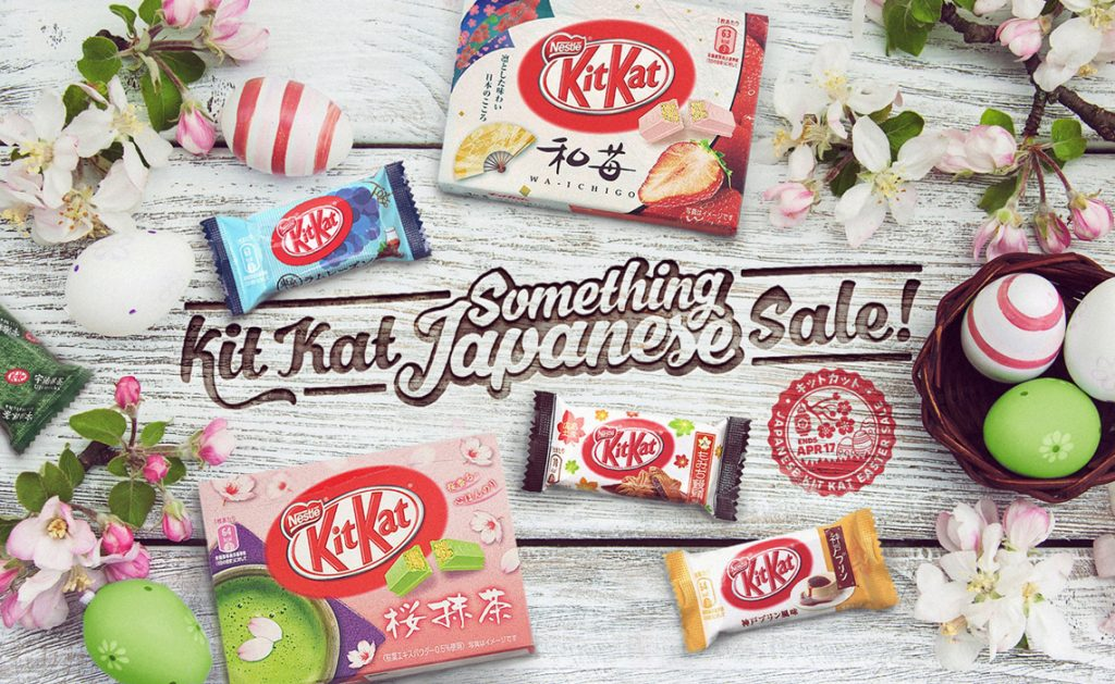 Japanese Kit Kat Easter Sale!