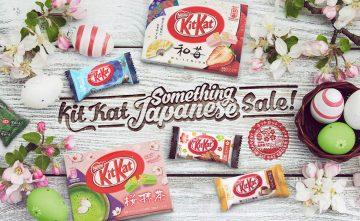 Japanese Kit Kat Easter Sale!