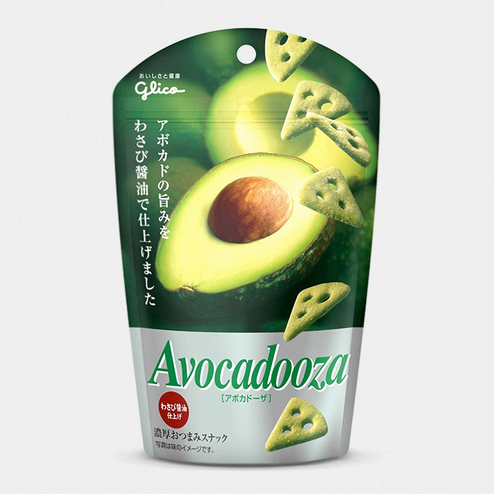 Avocadooza Crackers - Avocado Cheese