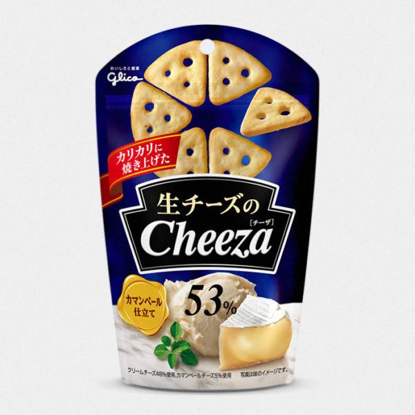 Cheeza Crackers - Camembert Cheese