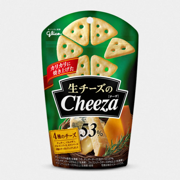 Cheeza Crackers - Four Cheese Mix