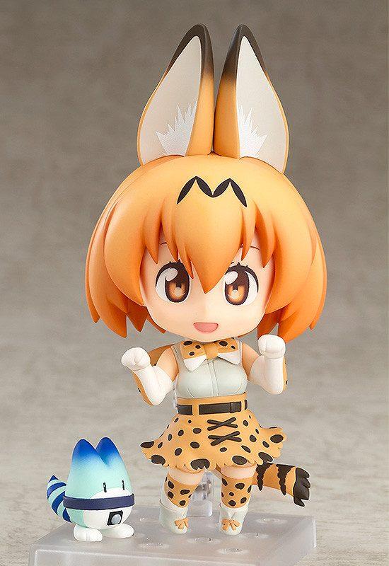 Serval Nendoroid Kemono Friends