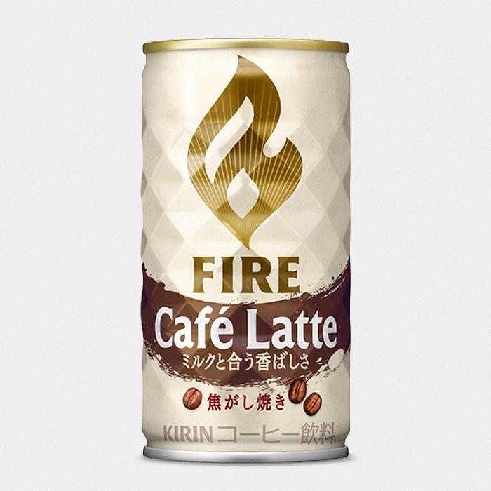 Kirin FIRE Café Latte