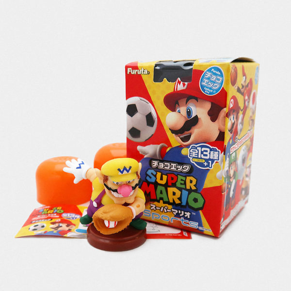 Super Mario Chocolate Egg