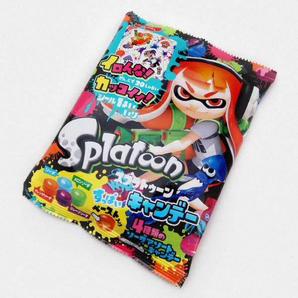 Splatoon Soda Hard Candy