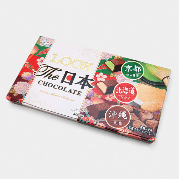 LOOK Traditional Japanese Chocolate