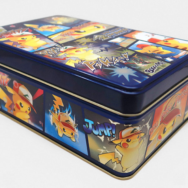 Pokémon Ash's Pikachu Cookie Tin