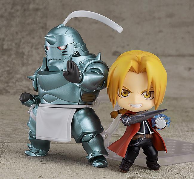 Alphonse Elric Nendoroid Fullmetal Alchemist