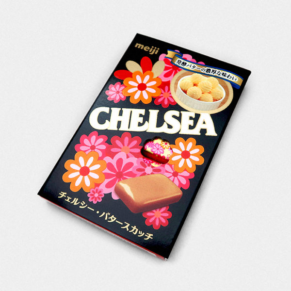 Meiji Chelsea Butterscotch Candy