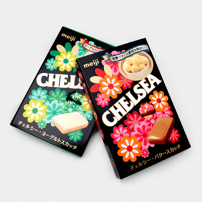 Meiji Chelsea Butterscotch Candy