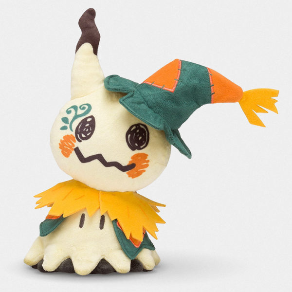 Pokémon Center Halloween Witch Mimikyu Plush