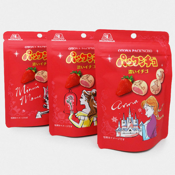 Disney Otona Strawberry Biscuits
