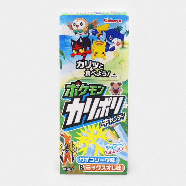 Pokémon Candy Sticks