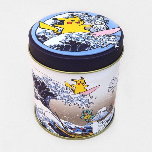 Pokémon Surfing Pikachu Tin