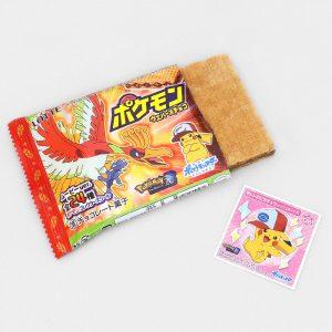 Pokémon Wafer Cookie