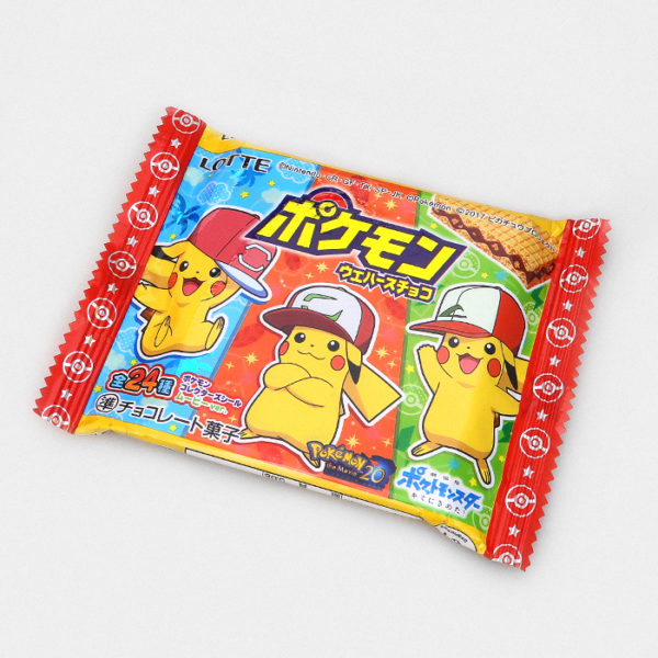 Pokémon Wafer Cookie