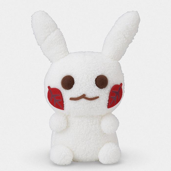 Pokemon Christmas Snowman Pikachu Plush