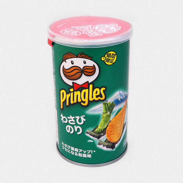 Pringles – Wasabi