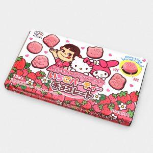Strawberry Party Chocolate - Peko x Sanrio