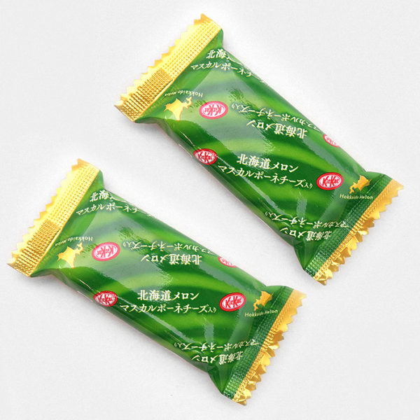 Melon and Mascarpone Kit Kat 2 Bar Set