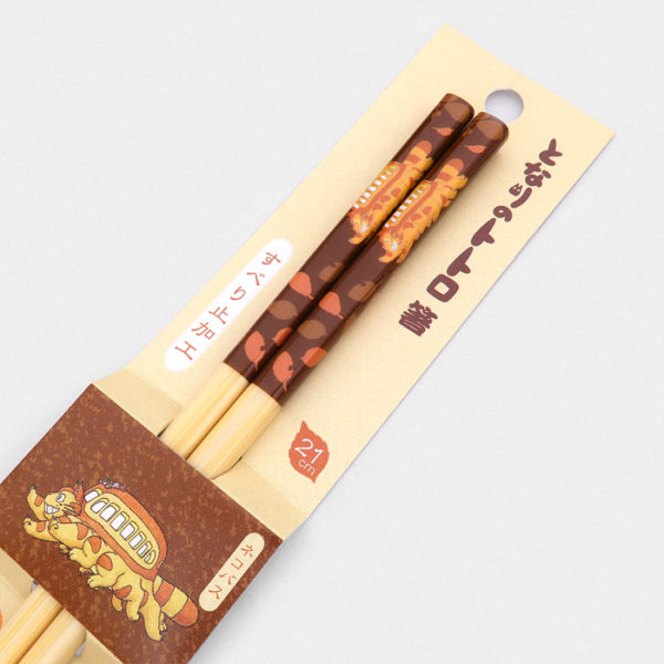 Studio Ghibli Chopsticks - Catbus
