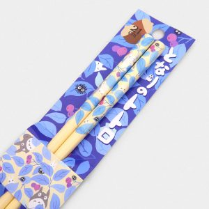 Studio Ghibli Chopsticks - Mini Totoro Blue