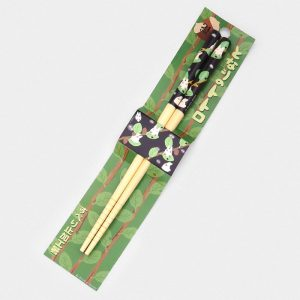 Studio Ghibli Chopsticks - Mini Totoro Green