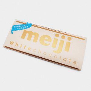 Meiji White Chocolate Bar