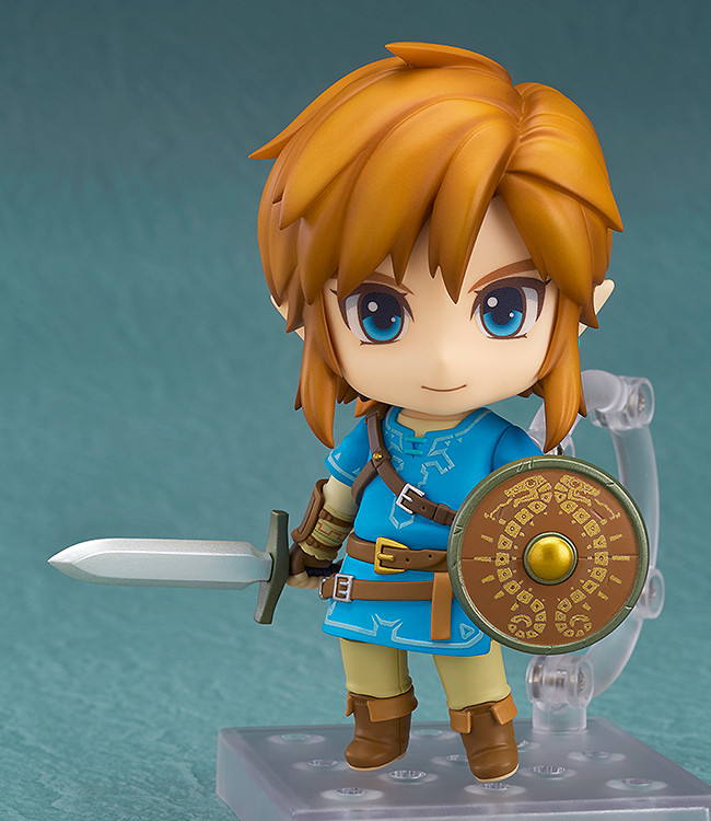 Link Nendoroid Breath of the Wild DX Edition