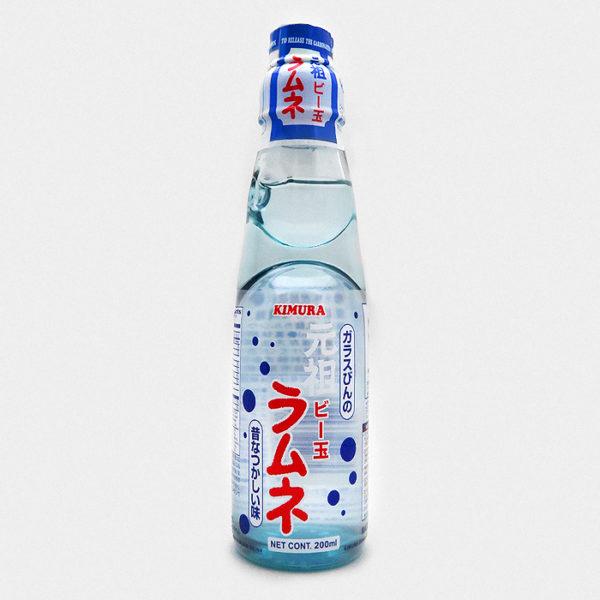 Kimura Ramune Soda Original