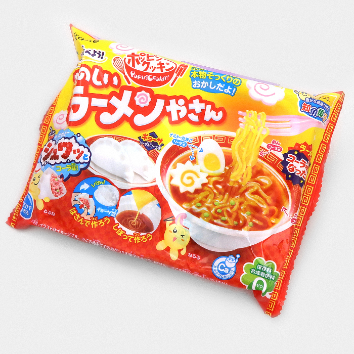 Popin' Cookin' DIY Candy Ramen Shop – Something Japanese