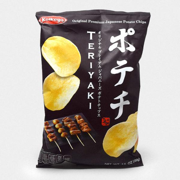 Teriyaki Crisps