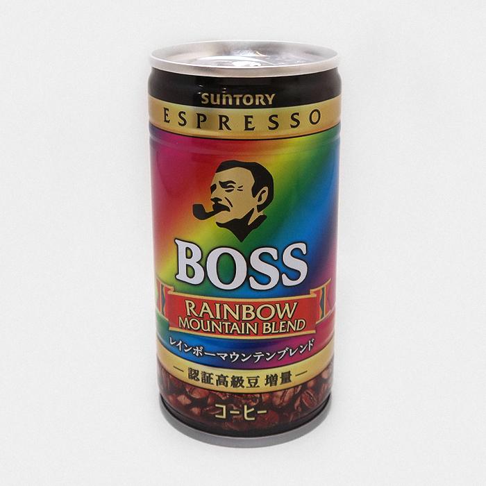 Boss Rainbow Mountain Blend Coffee