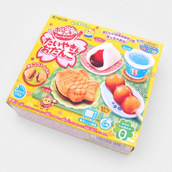 Popin' Cookin' DIY Candy Taiyaki & Ramune