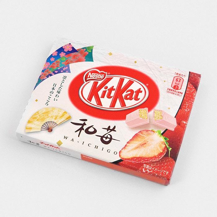 Wa-Ichigo Strawberry Kit Kat