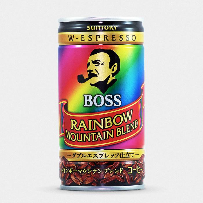BOSS Coffee - Rainbow Mountain Blend